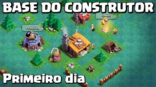BASE DO CONSTRUTOR #01: PRIMEIRAS DICAS! Clash of Clans