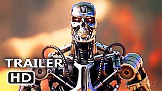 "FORTNITE ""Terminator Army Attack!"" Trailer (2021) Video Game HD"