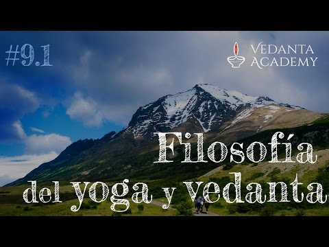 clase 9.1  ¿Qué es el yoga? Tres niveles de sadhana: karma yoga, upasana yoga y jñana yoga.