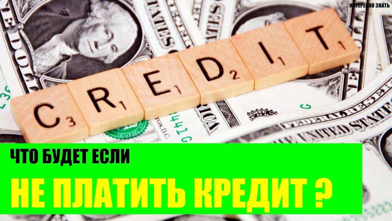 организации что будут если не платить кредит инструкция