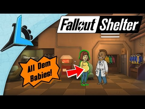 Fallout Shelter Ep 17 Family Man Gameplay HD