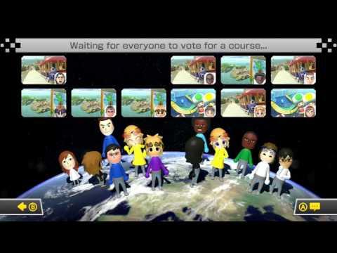 Mario Kart 8 (MK8) Online - Standard Combo Good Lobby