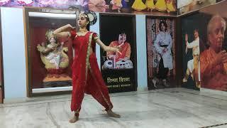 Durga Dance  | Bharatanatyam, Kathak : Jaipur Sangeet Mahavidhyalaya