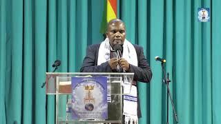 2020 Prophetic Message for Botswana