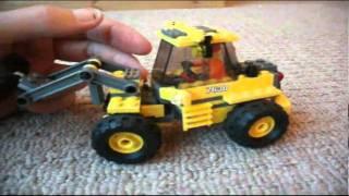 Lego 7630 City Front End Loader