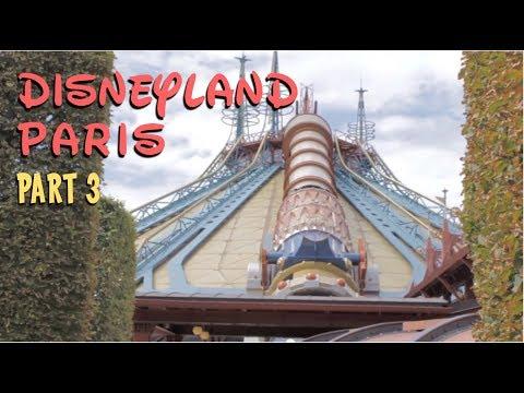 Disneyland, Paris unOfficial Guide part 3 (Fantasyland & Discoveryland)