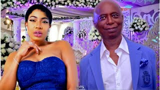 Ned Nwoko And Chika Ike Marriage... Regina Daniels & Her Mum Attends