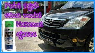 Membersihkan AC mobil tanpa membuka Evaporator - AC jadi lebih sejuk || Vlog#01 Xenia