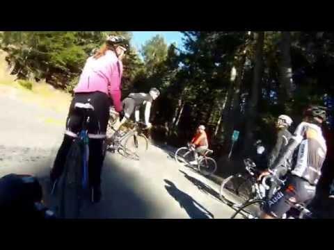 Rapha Cycle Club San Francisco [fast forward 4.6x]