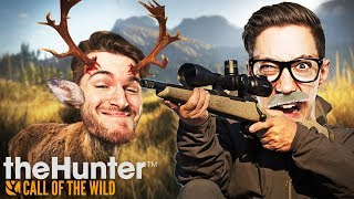 JETZT WIRD GEJAGT! | theHunter: Call of the Wild