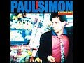 Thumbnail for Train In The Distance 1983 Paul Simon LP Hearts And Bones