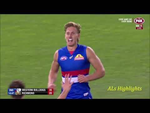 Western Bulldogs Goals | 2019 Round 7 Vs Richmond