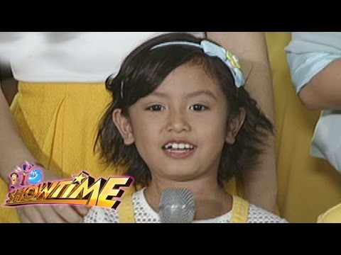 It's Showtime: Ningning cast sings