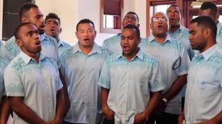 Fiji 7s National  Team Sings Hymn at the Pioneers 7's Gala 2018 (Utah) part 2