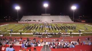 LHS Band - Homecoming Performance - 160923