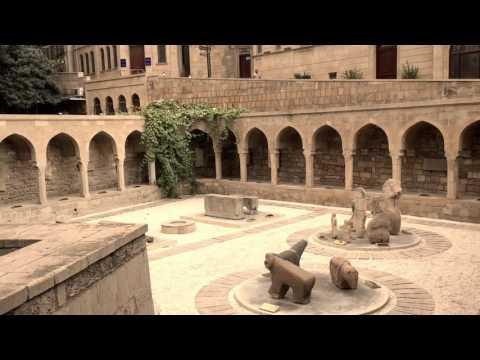Baku Old city, İçərişəhər 2015