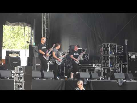 Sacrilege at The Forever sun festival - Live another day