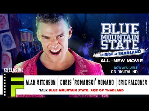 Blue Mountain State Rise of Thadland Exclusive  Alan Ritchson Romanski Eric Falconer