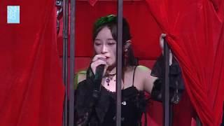 女爵 SNH48 刘增艳 20180712