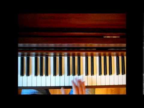 The Great Escape Piano Tutorial Youtube