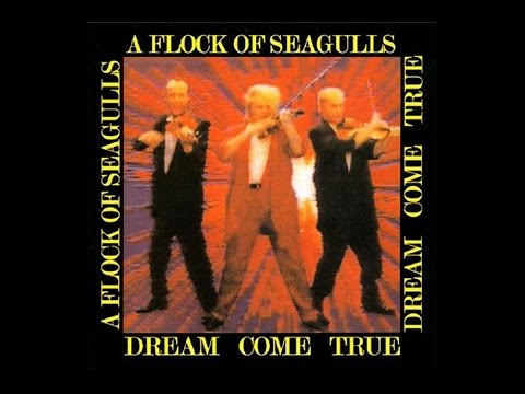 A Flock of Seagulls - Dream Come True (1986 Full Album with Bonus Tracks)