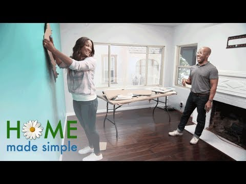 First Look: A Mother of 3's Chaotic Living Space | Home Made Simple | Oprah Winfrey Network