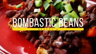 Bombastic Beans - how to make your own baked beans