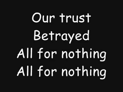 Linkin Park: All For Nothing (Lyrics)