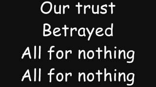 Linkin Park: All For Nothing (Lyrics)