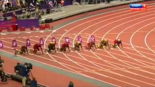 Athletics Mens 100m Final   Olympics London 2012  Usain Bolt    YouTube flv