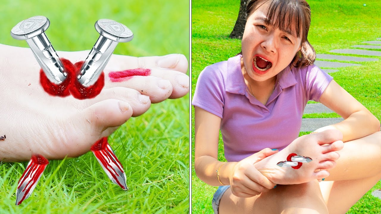 GIRL PRANKS | FUNNY DIY PRANKS ON FRIENDS | Easy and
