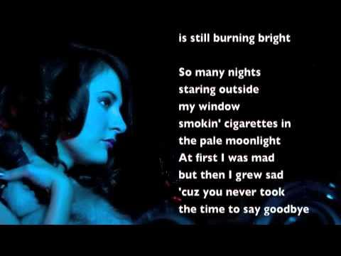 Tia Brazda - Thief In The Night [with lyrics]