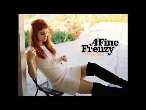 A Fine Frenzy - Almost Lover, 2008 (HQ Instrumental) + Lyrics
