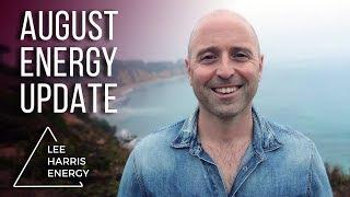 August 2018 Energy Update - Lee Harris