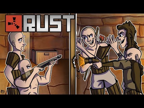 RUST: THESE SCUMBAGS