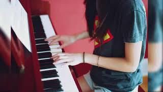 عزف بيانو حزين من عالم تاني سوف يقشعر لحمك و تدمع عيناك - عزف الذي فاز في مسابقة البيانو 2017