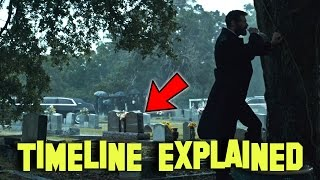 Top 5 Logan Easter Eggs | Timeline Explained