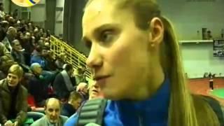 Анна Плотицына – победительница чемпионата Украины в беге на 60 метров с барьерами