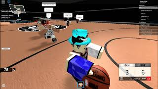 ROBLOX NBA Phenom Mixtape #3 ft : bigDman1126