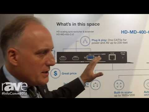 InfoComm 2016: Crestron Electronics Presents Meeting Space Solution