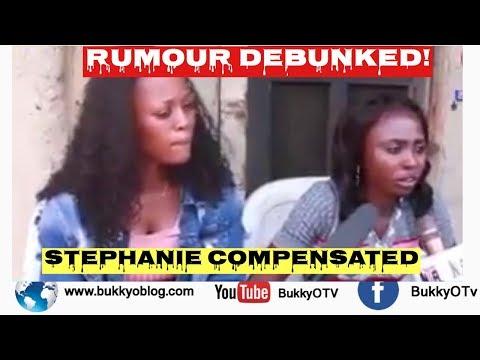 Success' Family Finaly Settles Stephanie The Viral Video Originator   ||BukkyOTv