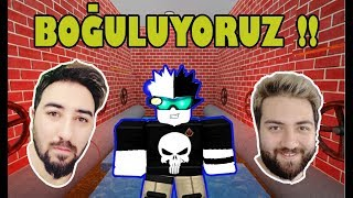 💦 AZ-BOĞULUYORDUK KALSIN w/he Channel-the guitarist 💦 | Epic Minigames-Roblox