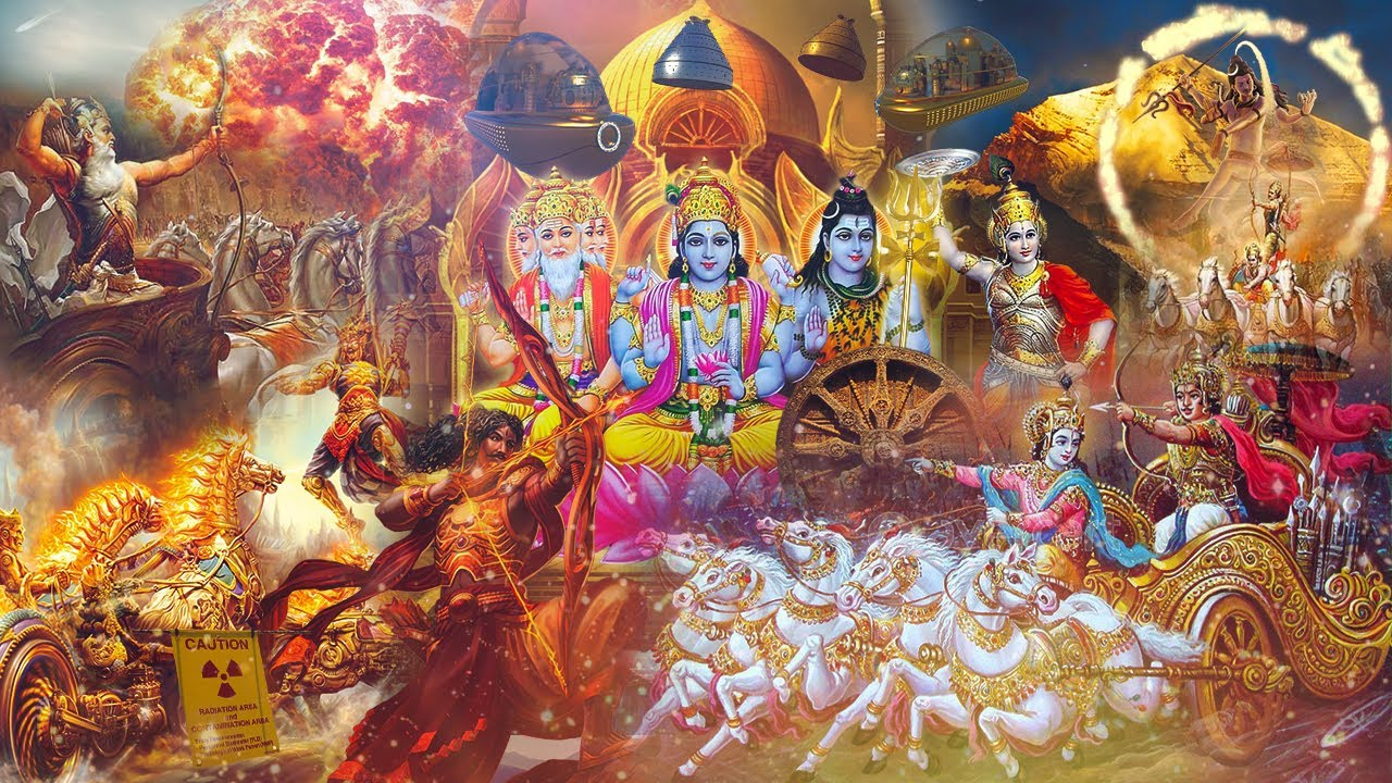 Download Alcyon Pléiades 101: Inde temple-technologie, Dieux, Dwarka Vimana-Astra, Guerre-Asura, Mahabharata
