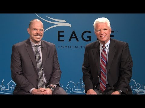 ECTV Forum: Rob Nahmensen;  New Russell Regional Hospital CEO