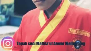 Film pendek tapak suci Mathla'ul Anwar Malingping