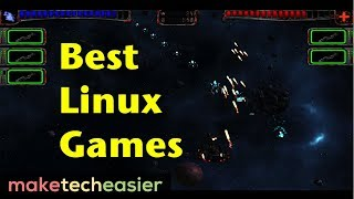 12 Awesome Open-Source Linux Games You Should Not Miss