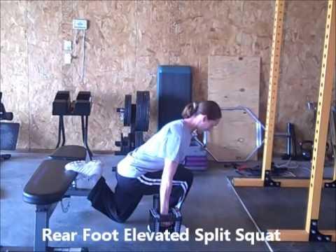 Best Dang Exercises - Quad Dominant