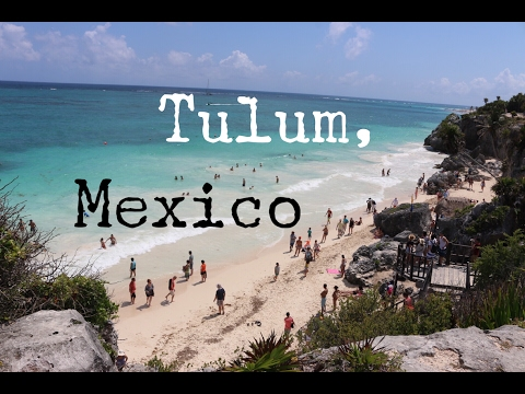 ARRIVING IN TULUM - MEXICO - TRAVEL VLOG