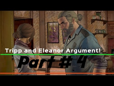 Tripp and Eleanor Arguments - Javi & Kate Came Back one in piece! Part 4 Gameplay