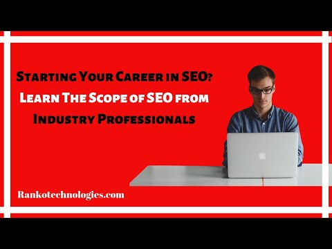 Scope of SEO Training Course in India | Know Why Should you Learn SEO in 2018